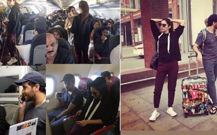 Team 'Verna' Surprises Passengers On A Flight From Karachi To Lahore