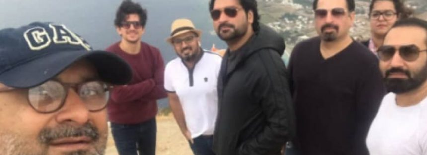 "Team ""Jawani Phir Nahi Ani 2"" Roams In Turkey"