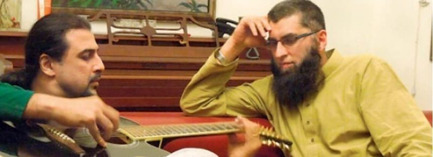 Salman Ahmed To Release A Trubitary Documentary For Junaid Jamshed