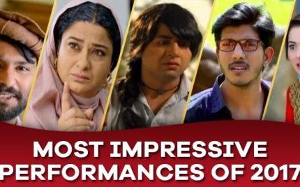 Most Impressive Performances Of 2017