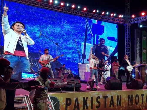 Ali Zafar, Atif Aslam Rock Gwadar's First-Ever Concert