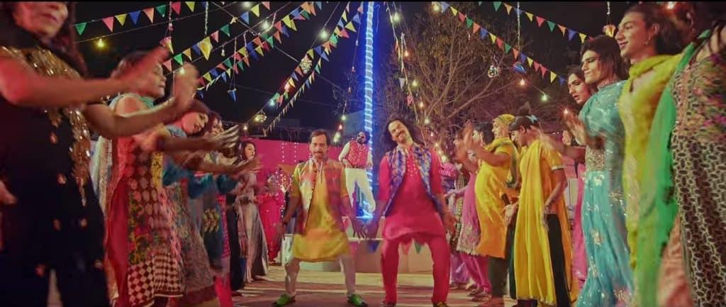 'Rangreza' brings 'item song' feat. Gohar Rasheed and 200 transgenders