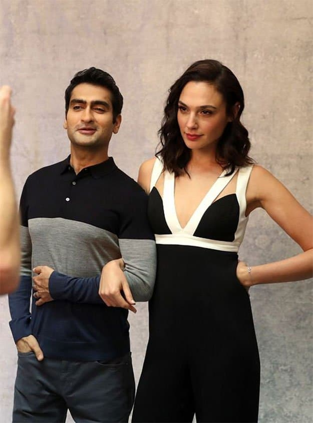 'Actors on Actors' with Kumail Nanjiani and Gal Gadot