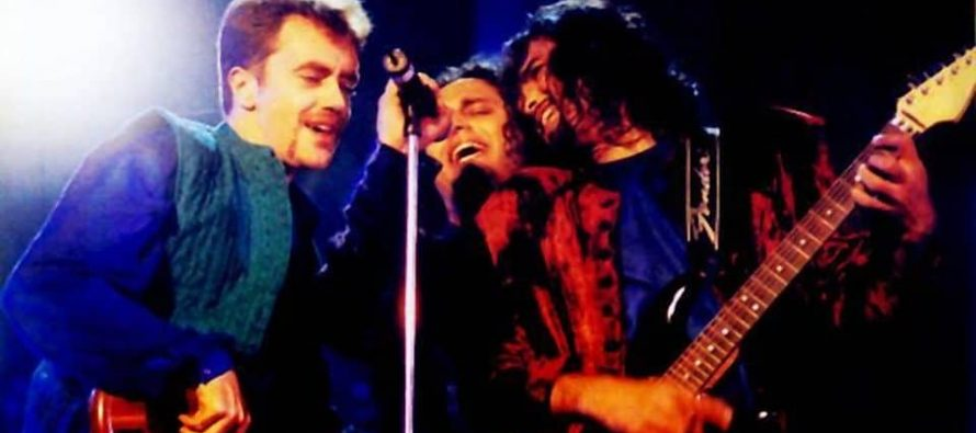 Ali Azmat Hints At A Junoon Reunion