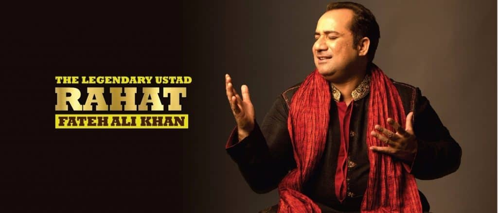 "Rahat Fateh Ali Khan Released His Latest Track ""Banjarey"""