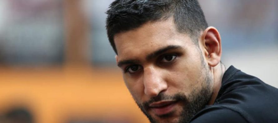 Amir Khan Receives Death Threats For Posting A Christmas Tree Picture