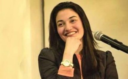 Muniba Mazari's Ex-Husband Sues Her For 10 Million