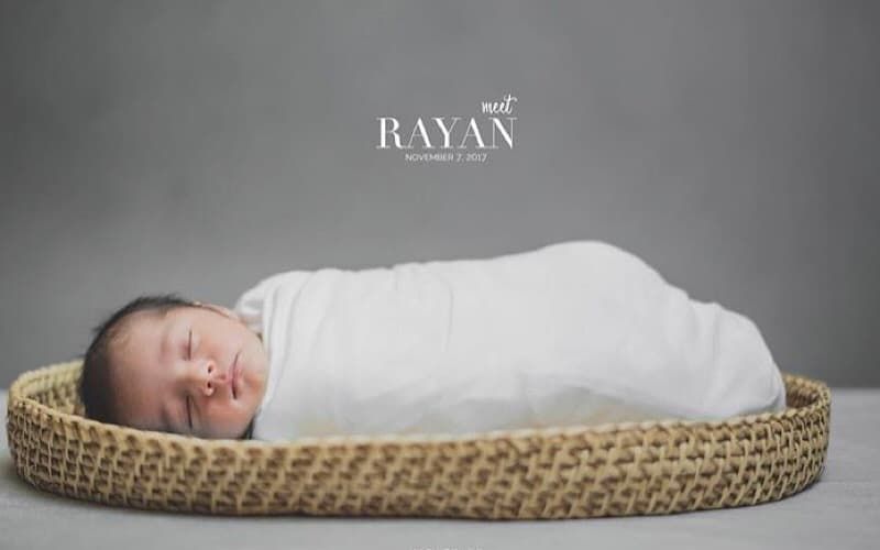 Ayeza Khan Shares The First Picture Of Her Baby Boy