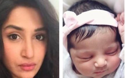 Hira Tareen Shares The First Photo Of Her Baby