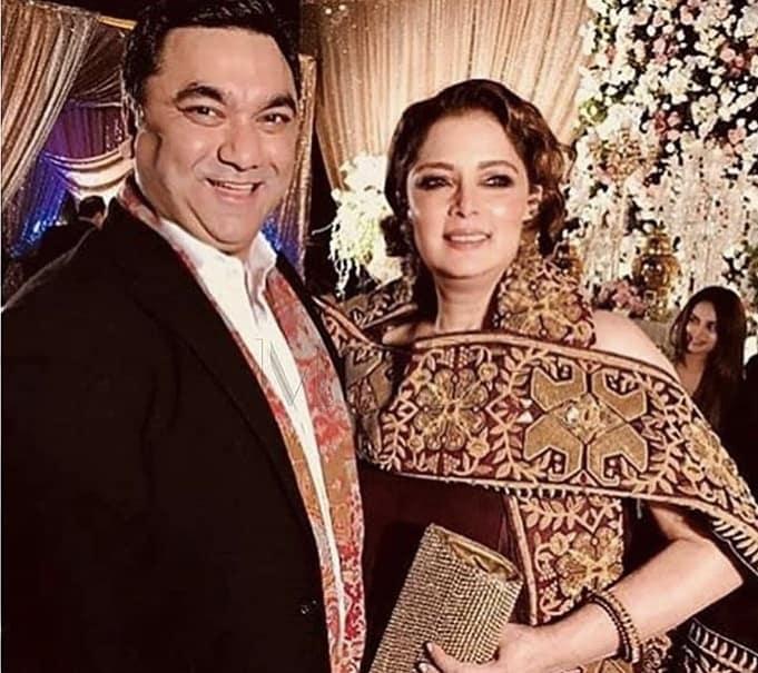 Designer Mehdi's Star Studded Wedding