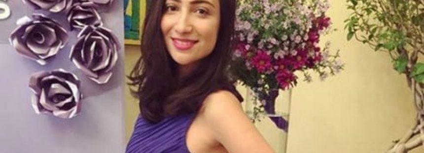 Anoushey Ashraf Introduces Her Fiance!