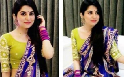 Sanam Baloch Dazzles At Her Sister's Wedding