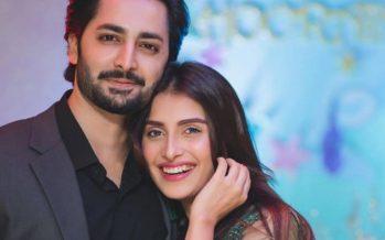Ayeza Khan's Adorable Family Photoshoot!