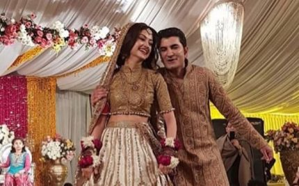 Designer Mehdi's Star Studded Wedding