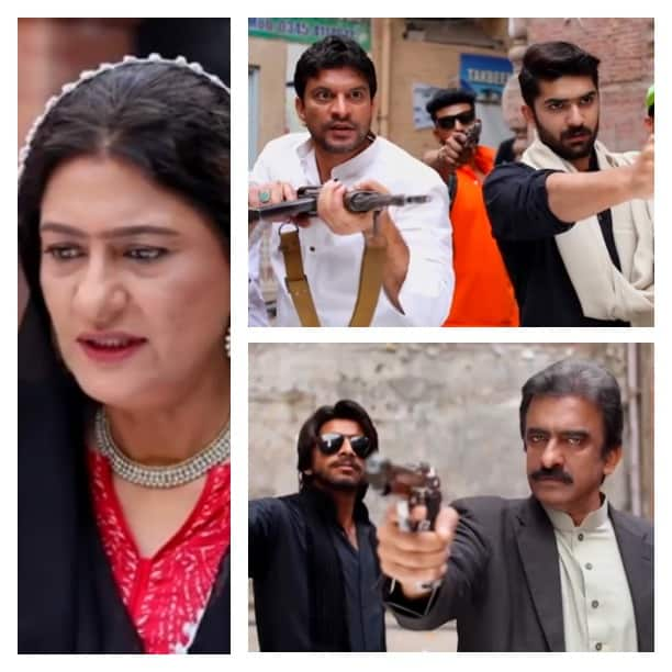 Lal Ishq Episodes 9,10,11 Review