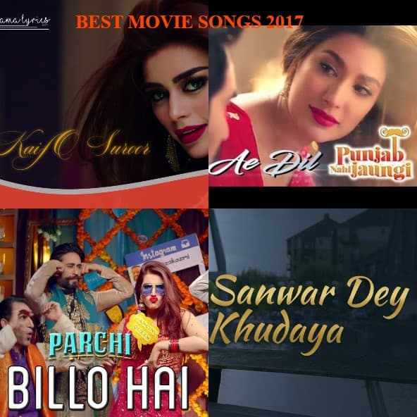 Best movie songs 2017