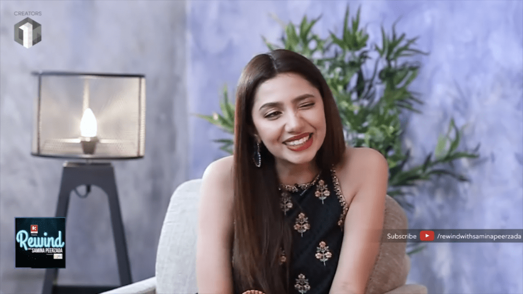 Mahira Khan Gets Very Candid And Personal With Samina Pirzada