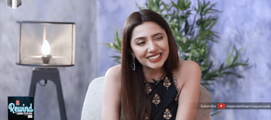 Mahira Khan Gets Very Candid And Personal With Samina Pirzada