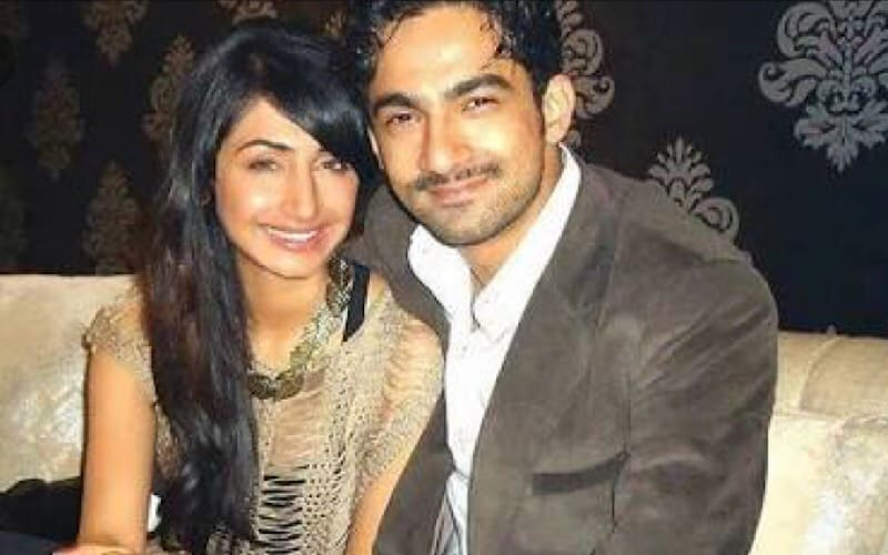It's A Girl For Ali Safina And Hira Tareen
