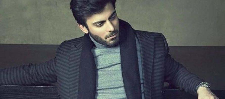 Fawad Khan Bags Sixth Spot On Sexiest Asian Men List