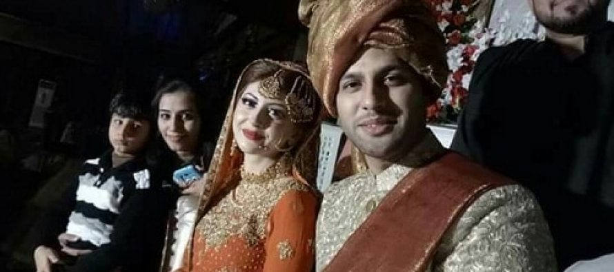 Moomal Khalid And Usman Patel Got Married!