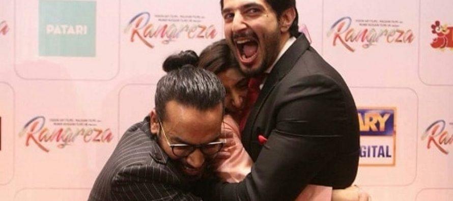 Rangreza's Star Studded Premiere!