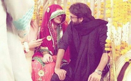 Zara And Asad's Dholki Pictures!