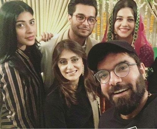 Zara And Asad's Dholki Pictures!