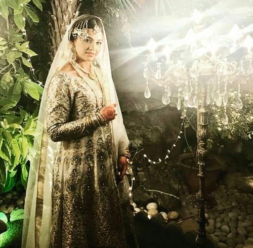 Zara Noor And Asad Siddiqui Got Nikkahfied!