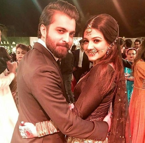 Zara And Asad Reception Pictures!