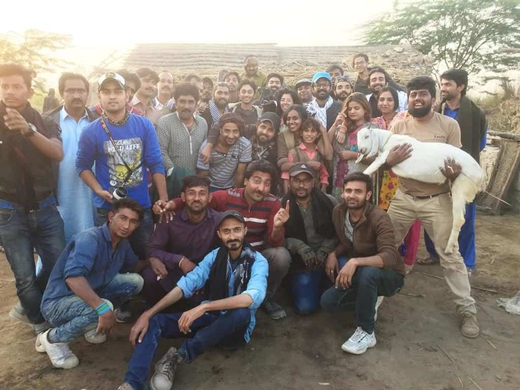 First post cinema revival Sindhi feature film is on it's way