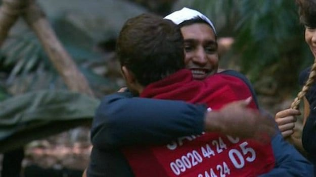 "Amir Khan's journey in ""I'm a celebrity..."" ends on his 31st birthday"