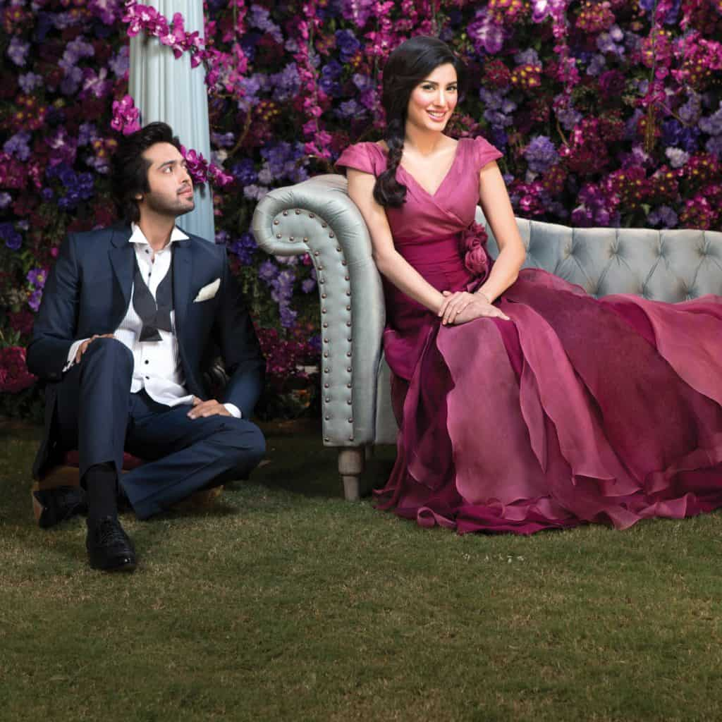 Fahad Mustafa And Mehwish Hayat Together In Load Wedding!