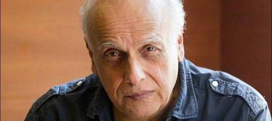 Mahesh Bhatt Pays Heartwarming Tribute To Parveen Shakir