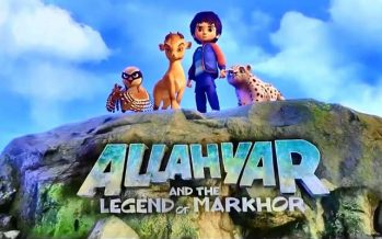 The new 'Allahyar and The Legend of Markhor' song is awwn material