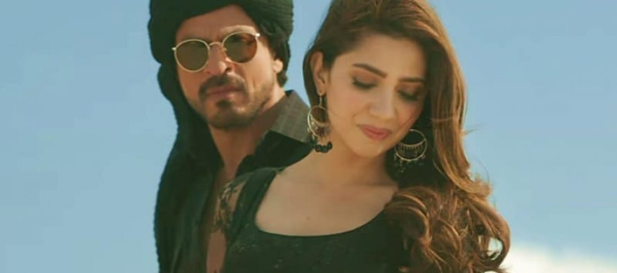 Mahira Khan Celebrated One Year of 'Raees' With Unseen Pictures