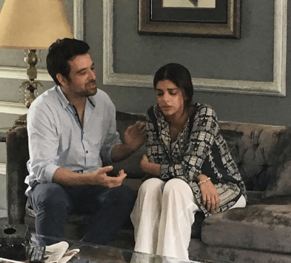 """""""Akhri Station"""" Airing On ARY From 13th February"""