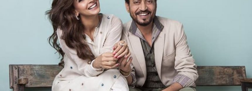 """I hope Irrfan and I get to work in the second installment of the blockbuster."" —Saba Qamar"