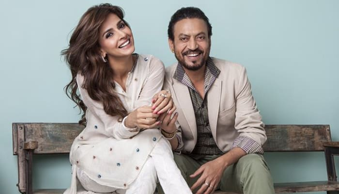 """I hope Irrfan and I get to work in the second installment of the blockbuster."" ---Saba Qamar"