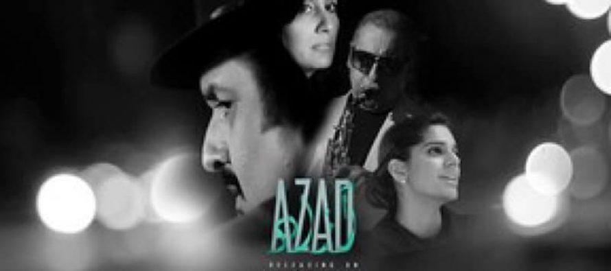 "Trailer Of Rehan Sheikh's Movie ""Azad"""