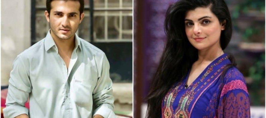 Shahroz Sabzwari to star opposite Meera's sister Shaista Abbas in 'Seep'
