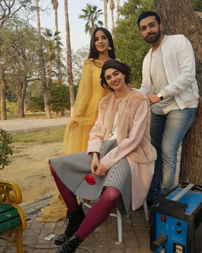 Saheefa Jabbar Khattak Ventures Into Acting With Hum Tv
