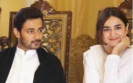 "Teasers Of Zahid And Yumna's Upcoming ""Pukaar"""