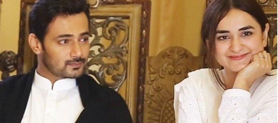 "Teasers Of Zahid And Yumna's Upcoming ""Pukaar"""