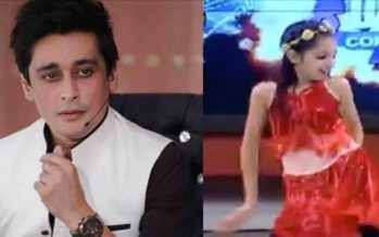 Sahir Lodhi's Kids' Dance Competition Strongly Criticised !!