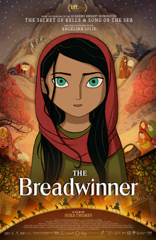 The Breadwinner film poster