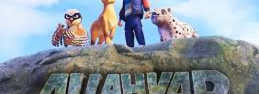 Allahyar And The Legend Of Markhor Trailer!
