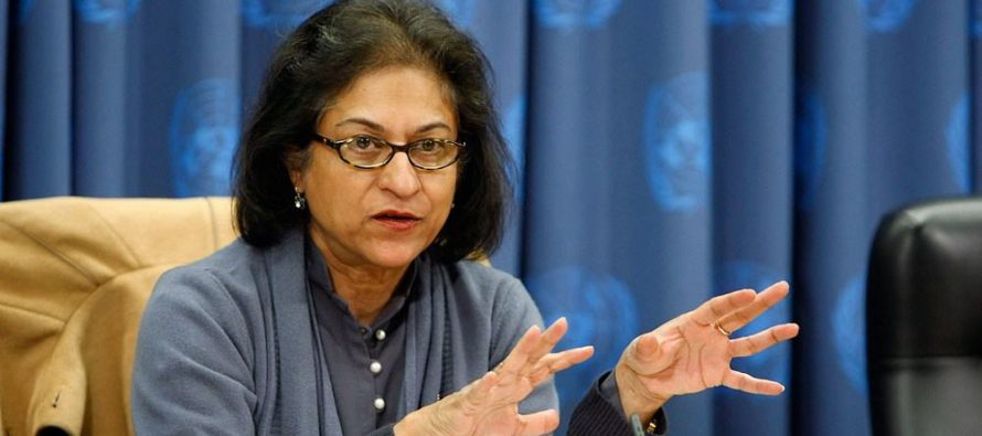 Celebs From India & Pakistan Mourn The Loss of Asma Jahangir