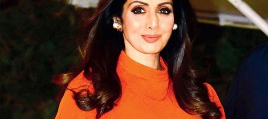 Pakistani Celebrities Mourn Sridevi's Death