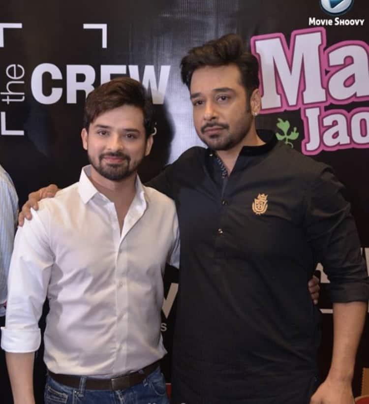 "Celebrities At Movie Premiere Of ""Maan Jao Na"""